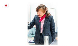Naomi Tsunematsu, Ph.D.