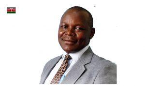 Winston Jumba Akala, Ph.D.