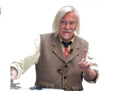 Peter McLaren, Ph.D.