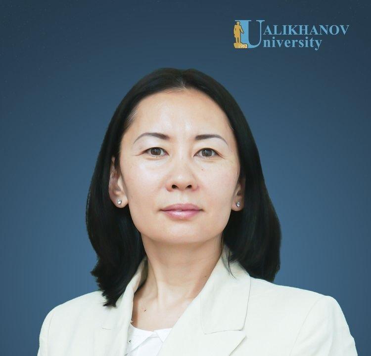INASED representative in Kazakhstan.
