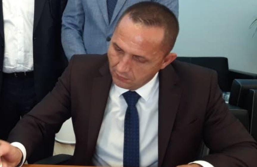 INASED representative in Kosovo.